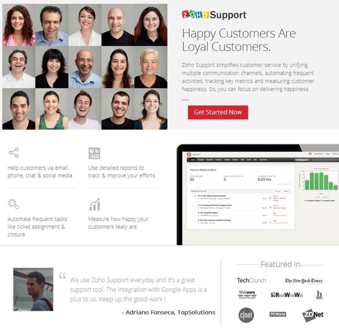 Client Testimonial Examples: 5 Great Customer Testimonials Examples On Landing Pages